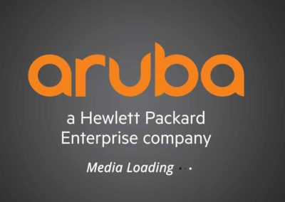 aruba; a Vive Communications Partner