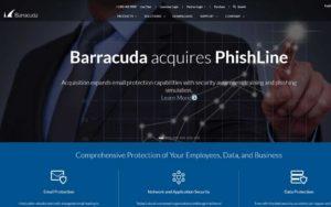 Barracuda; a Vive Communications Partner