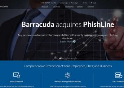 Barracuda; a Vive Communications Partner